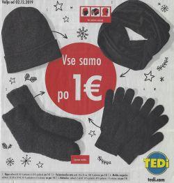 TEDI katalog od 2. 12.