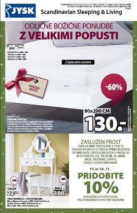 JYSK katalog do 27.11.