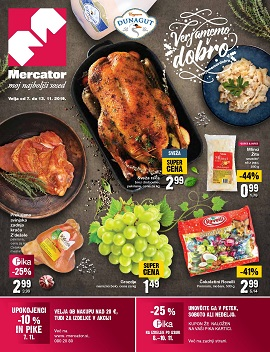 Mercator katalog do 13.11.