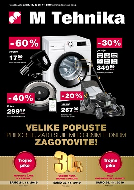 Mercator katalog Tehnika do 28.11.