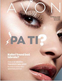 Avon katalog 1/2020