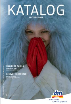 DM katalog december 2019
