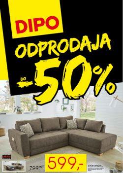 Dipo katalog Odprodaja sedežnih garnitur do – 50 %