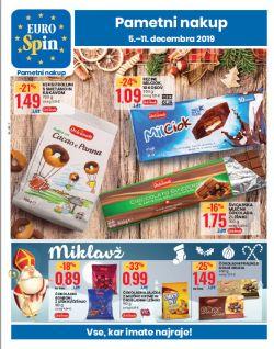Eurospin katalog do 11. 12.