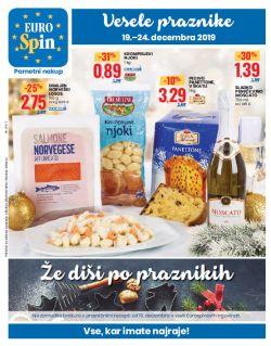 Eurospin katalog do 24. 12.