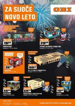 OBI katalog Za sijoče novo leto