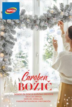 Pepco katalog Čaroben božič do 26. 12.