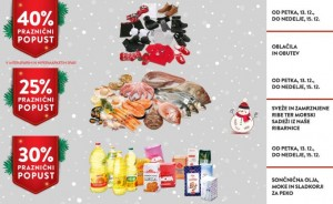 Spar in Interspar vikend akcija do 15. 12.