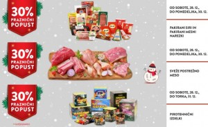 Spar in Interspar vikend akcija do 30. 12.