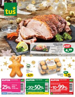 Tuš katalog trgovine in franšize do 9. 12.