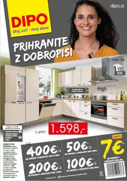 Dipo katalog Prihranite z dobropisi do 1. 2.