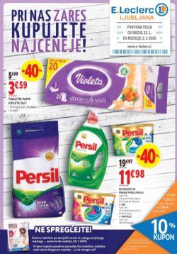 E Leclerc katalog Ljubljana do 2. 2.