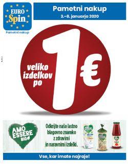 Eurospin katalog do 8. 1.