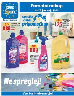 Eurospin katalog do 15. 1.