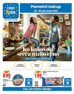 Eurospin katalog do 29. 1.