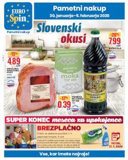 Eurospin katalog do 5. 2.