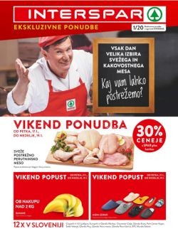 Interspar katalog do 21. 1.