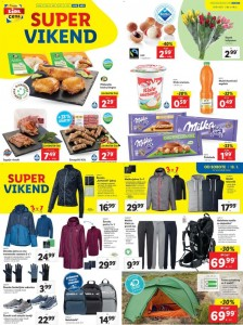 Lidl super vikend do 19. 1.