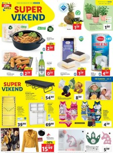 Lidl super vikend do 26. 1.