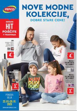 Pepco katalog Nove modne kolekcije
