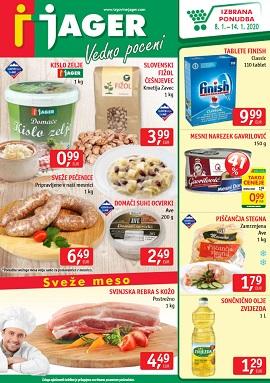 Jager katalog živila