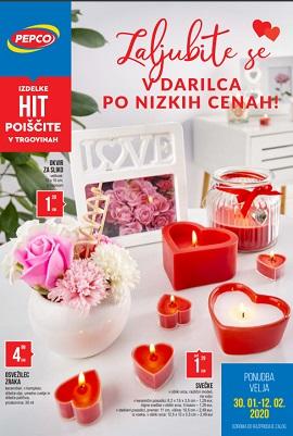 Pepco katalog Zaljubite se