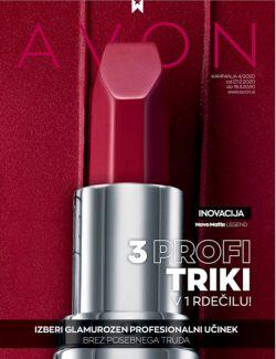 Avon katalog 4/2020
