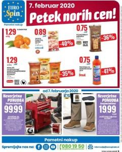 Eurospin petek norih cen 7. 2.