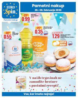 Eurospin katalog do 26. 2.