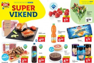 Lidl super vikend do 16. 2.