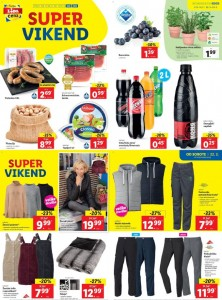Lidl super vikend do 23. 2.