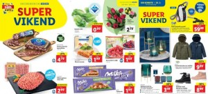 Lidl super vikend do 1. 3.