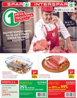 Spar in Interspar katalog do 11. 2.