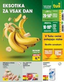Tuš katalog trgovine in franšize do 2. 3.