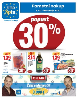 Eurospin katalog do 12.2.