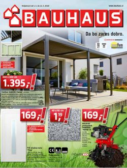 Bauhaus katalog marec 2020