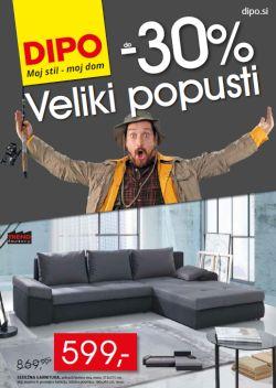 Dipo katalog Veliki popusti do 7. 3.