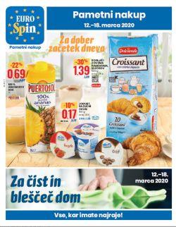 Eurospin katalog do 18. 3.