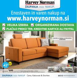 Harvey Norman katalog Nakup na spletu