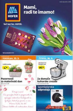 Hofer katalog od 20. 3.