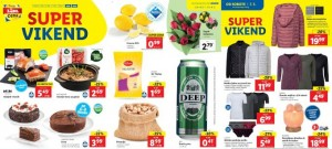 Lidl super vikend do 8. 3.