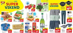 Lidl super vikend do 15. 3.