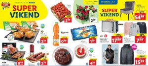 Lidl super vikend do 29. 3.