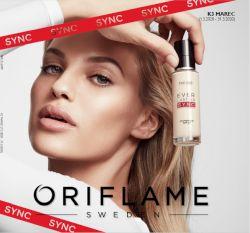 Oriflame katalog marec 2020