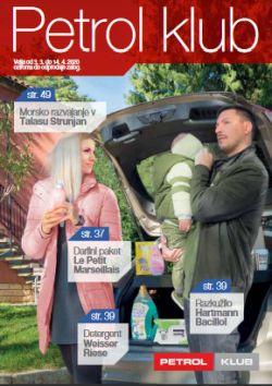 Petrol katalog pomlad 2020