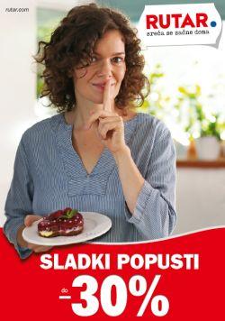 Rutar katalog Sladki popusti do 7. 3.
