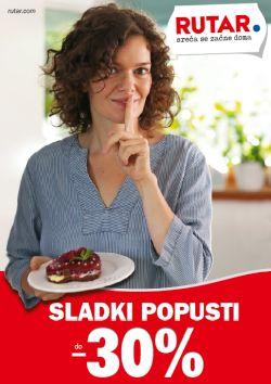 Rutar katalog Sladki popusti do 14. 3.
