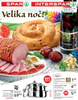 Spar in Interspar katalog Velika noč