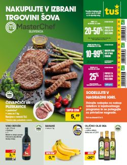 Tuš katalog trgovine in franšize do 23. 3.