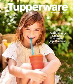 Tupperware katalog Pomlad/poletje 2020